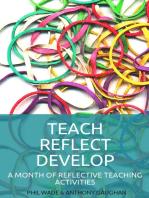 Teach Reflect Develop