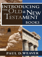 Introducing the Old and New Testament Books