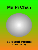 Selected Poems (1973 - 2014)