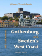 Gothenburg and Sweden's West Coast (Klaava Travel Guide)