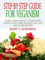 Step-by-Step Guide for Veganism
