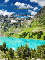 Preken over Genesis (III) - Nu Geen Chaos, Leegte Of Duisternis Meer ( I )