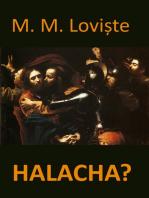 Halacha?