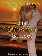 His Amber Sunset