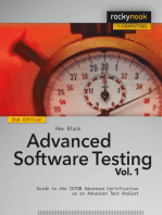 Advanced Software Testing - Vol. 1, 2nd Edition