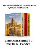 Conversational Languages Quick and Easy Boxset 5-7
