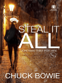Steal It All: Donovan: Thief for Hire
