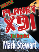 Planet X91 The Derelict