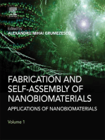 Fabrication and Self-Assembly of Nanobiomaterials