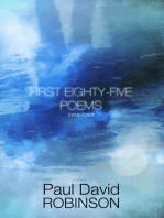 First Eighty-five Poems 1959-1963
