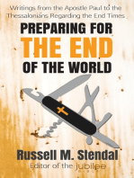 Preparing for the End of the World