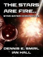 Star-Eater Chronicles 2. The Stars Are Fire...