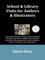School & Library Visits for Authors & Illustrators