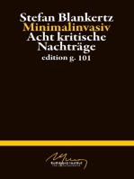 Minimalinvasiv