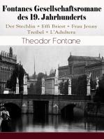 Fontanes Gesellschaftsromane des 19. Jahrhunderts