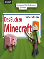 Das Buch zu Minecraft