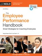 Employee Performance Handbook, The