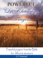 Powerful Life Changing Prayers
