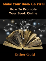 Make Your Book Go Viral How To Promote Your Book Online