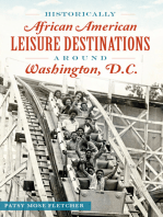 Historically African American Leisure Destinations Around Washington, D.C.