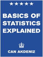 Basics of Statistics Explained