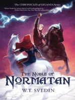 The Noble of Normatan (The Chronicles of Gigania, #2)