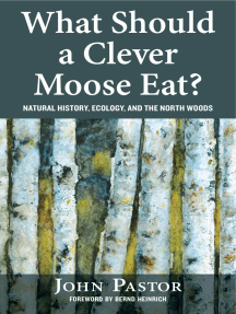 What Should a Clever Moose Eat?: Natural History, Ecology, and the North Woods