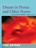 Dream in Pienza and Other Poems
