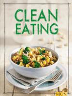 Clean Eating: Das Kochbuch