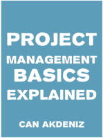 Project Management Basics Explained