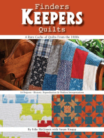 Finders Keepers Quilts