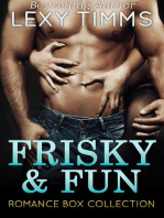 Frisky and Fun Romance Box Collection