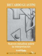 Nuevos estudios sobre la interpretación
