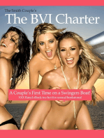 The BVI Charter, a Couple's First Time On a Swingers Boat