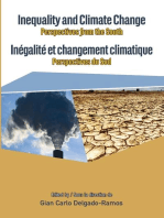 Inequality and Climate Change: Perspectives from the South