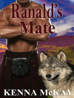 Ranald's Mate (Kilted Wolves, #1)