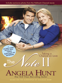 The Note Ii Taking A Chance On Love By Angela Elwell Hunt border=