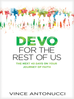 Devo for the Rest of Us