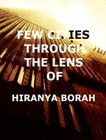 Few Cities through the Lens of Hiranya Borah