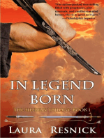 In Legend Born (The Silerian Trilogy, #1)