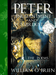 Peter, Enchantment and Stardust: The Poems (Peter: A Darkened Fairytale, #2)
