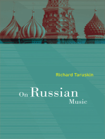 On Russian Music
