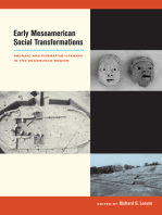 Early Mesoamerican Social Transformations: Archaic and Formative Lifeways in the Soconusco Region