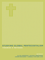 Studying Global Pentecostalism