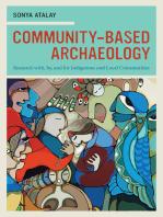 Community-Based Archaeology