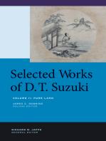 Selected Works of D.T. Suzuki, Volume II
