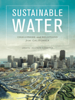 Sustainable Water