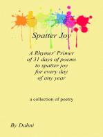 Spatter Joy