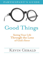 Good Things Participant's Guide