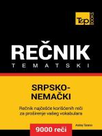 Srpsko-Nemački tematski rečnik
